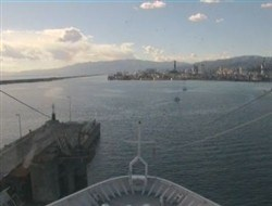Costa Voyager webcam