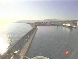 Costa Magica Bow Webcam