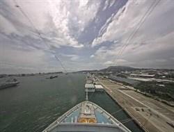 Costa Kreuzfahrten Schiff Serena Webcam Bug-Kamera